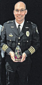Chief Ware says state award belongs to Portsmouth