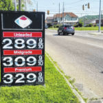 Gas prices taking more of motorists' paychecks