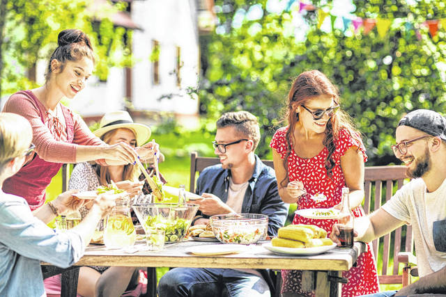 Summer means BBQs, beach time and swimsuits, but it could also mean a change in eating habits and not necessarily for the better.