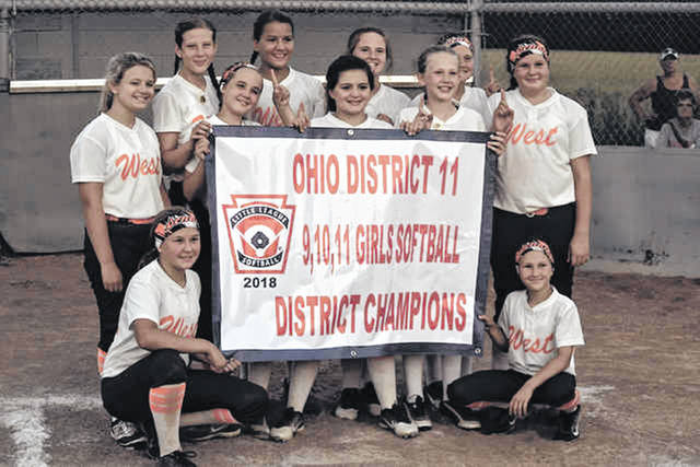 West's 11U team travels to Tallmadge for the state tournament this weekend