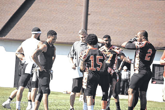 Head Coach Jamie Rice hopes his team can secure home field advantage in the playoffs
