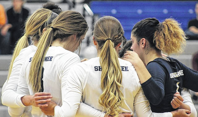 SSU volleyball players will instruct campers in their individual and team drills