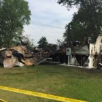 Fire claims life of man and his son
