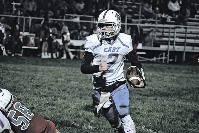 Kyle Flannery will be the starting QB for the Tartans this season.