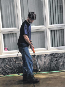 City health department cleans up