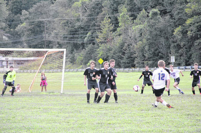 The Clay Panthers defeated the Portsmouth West Senators Tuesday evening, 6-2.