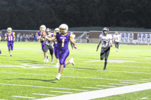 Indians roll Fairview, 48-14